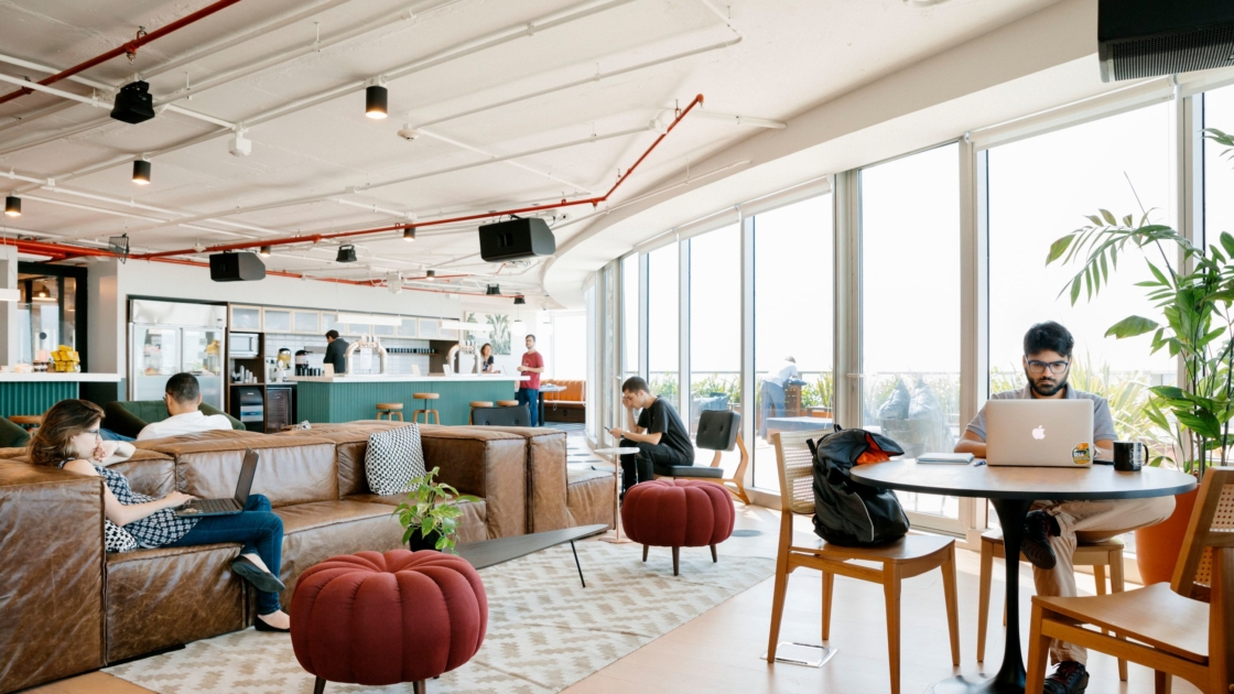Where to book the coworking space in Hong Kong?