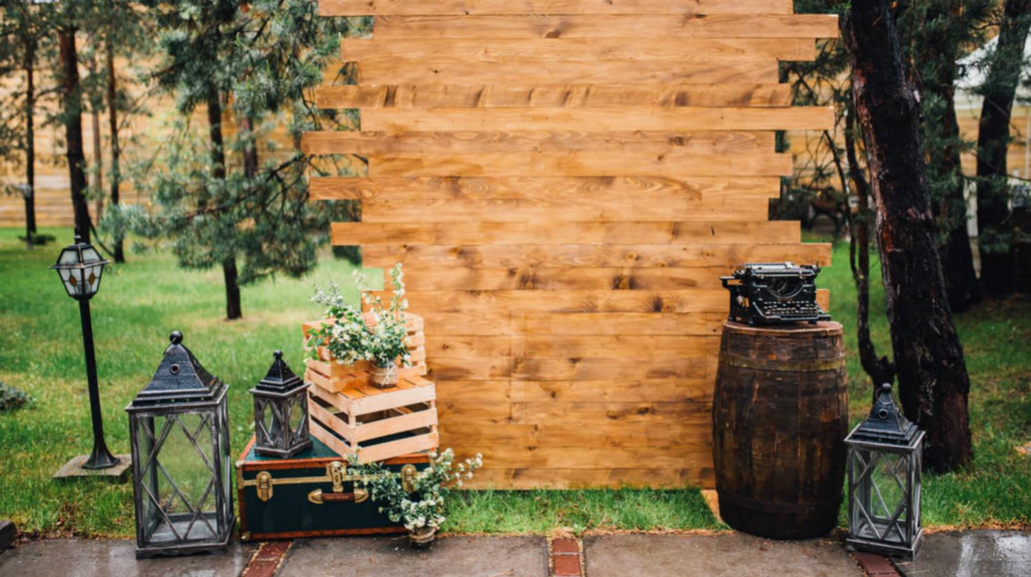 Most affordable photo booth backdrop