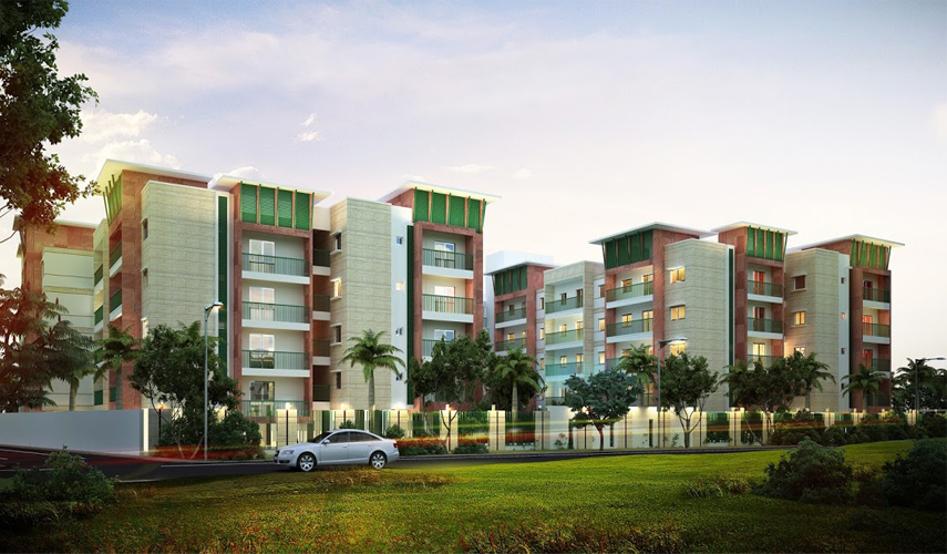 AMOMA, Residence That Gives You Perfect Solace
