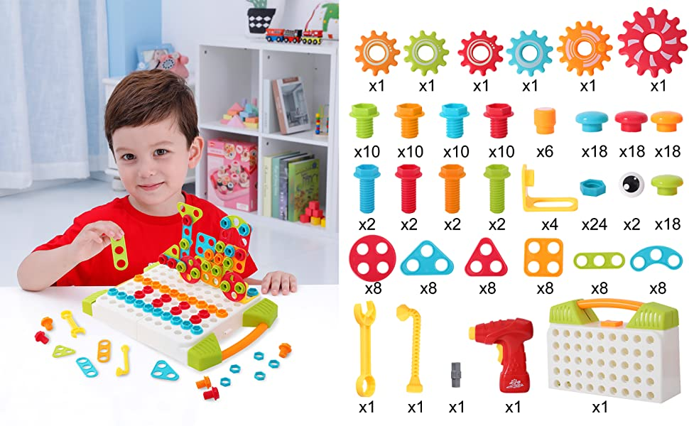 Benefits OfStem Toys For Toddlers