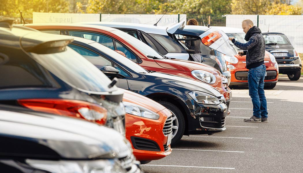 Get the convenient option of buying a used car